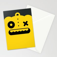 Monster Art Stationery Cards