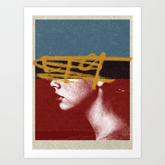 49 | Collage Art Print