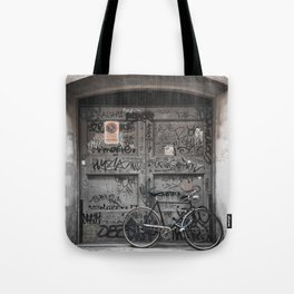 Bicycles Of Tuscany10 Tote Bag