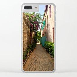 Gorée Island Clear iPhone Case