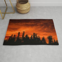 The End of Days Rug
