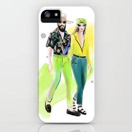Streetstyle no 9 iPhone Case