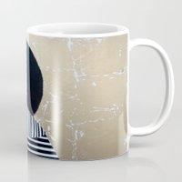 musa Mugs featuring MUSA by Michela Ezekiela Riba