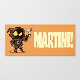 Martini! Canvas Print