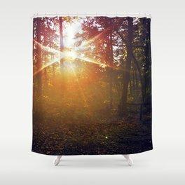 Optimism Shower Curtain
