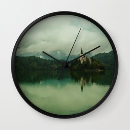 Bled Wall Clock