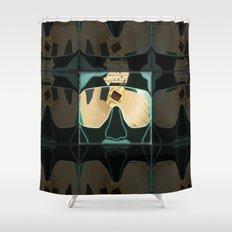 20:80 Shower Curtain
