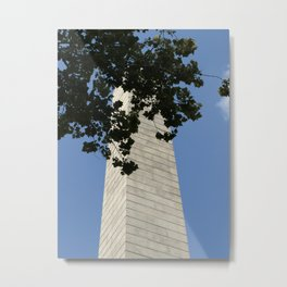 bunker hill monument photography art Metal Print