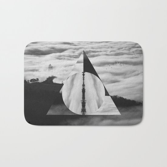 The Tale of Three Brothers - Deathly Hallows Bath Mat