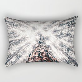 Carry On My Wayward Heart Rectangular Pillow