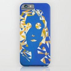 """ The girl with kaleidoscope eyes "" / Acrylic on canvas. Slim Case iPhone 6s"