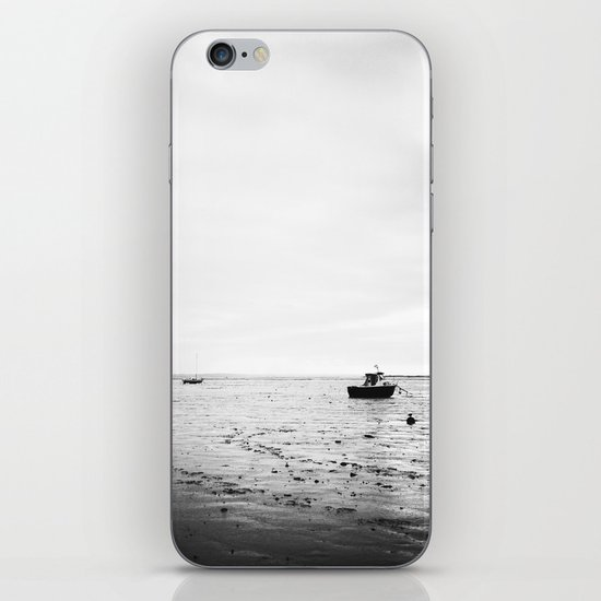 Mudflats iPhone Skin