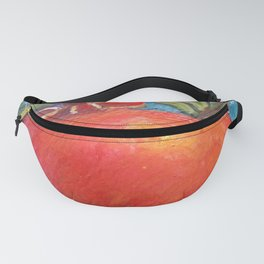 Christmas Glow AC181130a Fanny Pack