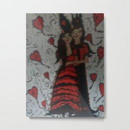 valentine love Metal Print