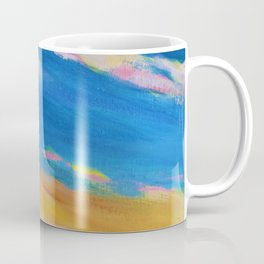 Streaks of Color Coffee Mug