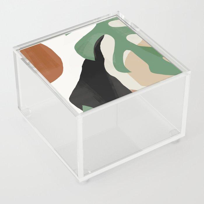 Abstract Art 37 Acrylic Box
