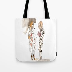 Street style Tote Bag