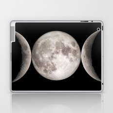 Triple Moon Laptop & iPad Skin