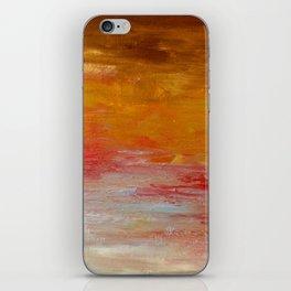Gentle rays iPhone Skin