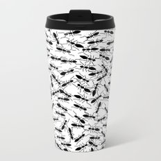 sphere of ants Metal Travel Mug