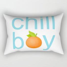 chill boy Rectangular Pillow