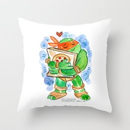 Teenage Mutant Ninja Turtles Hug Throw Pillow