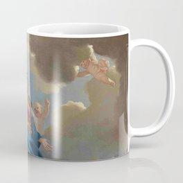 Poussin -the assumption of the virgin Coffee Mug