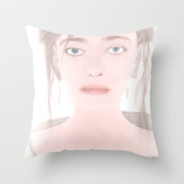 The Witcher Russia: Cirilla Throw Pillow