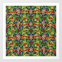 PATTERN-430.1 Art Print