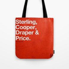 Mad Men | Sterling, Cooper, Draper & Price Tote Bag