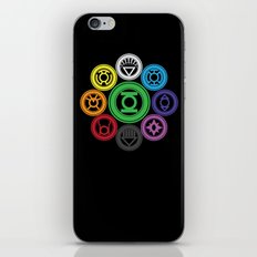 Living In Colour iPhone & iPod Skin
