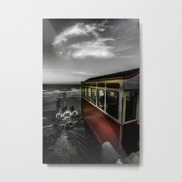 Ticket to Ride Metal Print