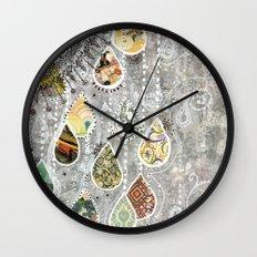 Raindance Wall Clock