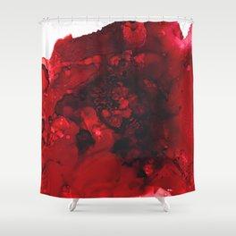 Muladhara (root chakra) Shower Curtain