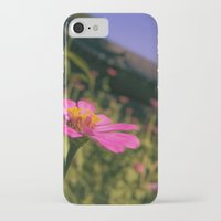 seoul iPhone & iPod Cases featuring Seoul Flower by Clayton Jones