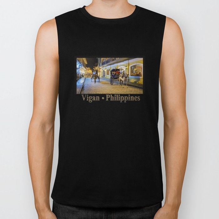 Vigan Philippines Biker Tank