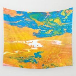 Fluid No. 23 Wall Tapestry
