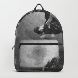 Dance it out ... Backpack
