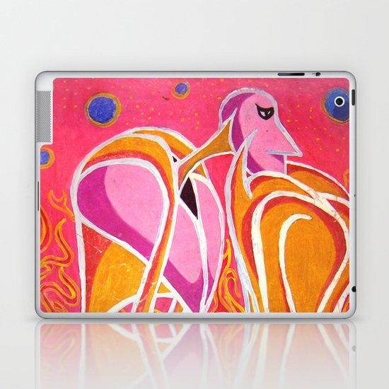 dreaming landscape Laptop & iPad Skin
