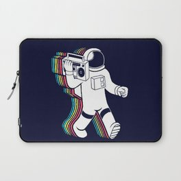 The Sound Of The Space Laptop Sleeve