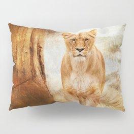 Lions Paradise Pillow Sham