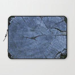 Wood Tree Stump  Laptop Sleeve