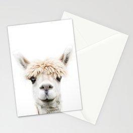 Alpaca Bangs Stationery Cards
