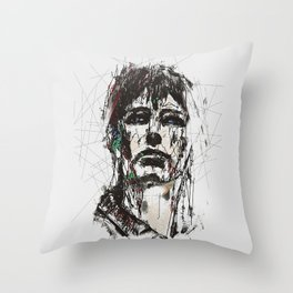 Staggered Throw Pillow