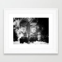 equality Framed Art Prints featuring Equality by Sandy Broenimann