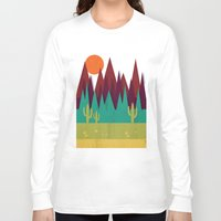 arizona Long Sleeve T-shirts featuring Arizona by Kakel