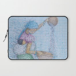 Separate The Chaff Laptop Sleeve