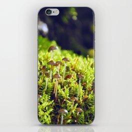 The small wild iPhone Skin