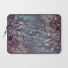 Flower Flip Laptop Sleeve