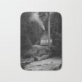 Cabin Smoke Bath Mat